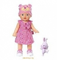 Интерактивная кукла My Little Baby Born - 'Учимся Ходить' Zapf Creation 823484 - Minsktoys.by