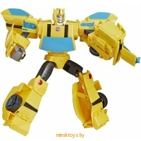 Трансформер - Бамблби Кибервселенная, E1885/E3641 Hasbro Transformers  - Minsktoys.by