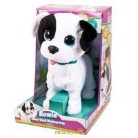 Интерактивный щенок Club Petz – Bowie IMC Toys 96899 icon | minsktoys.by