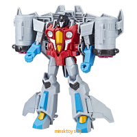 Трансформер 'Старскрим' Кибервселенная Hasbro Transformers E1906/E1886 - Minsktoys.by