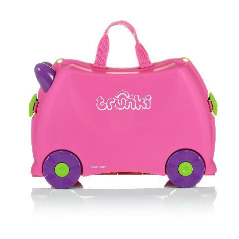 7b570661e7b1 Детский чемодан на колесиках  Trixie  - Trunki 0061-GB01-P1 - Купить ...