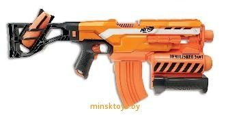 Бластер Nerf 'Разрушитель' Elite Demolisher A8494 | minsktoys.by