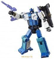 Трансформер 'Лидер DREDNAUT & DECEPTICON OVERLORD' Hasbro Transformers C2388 icon | minsktoys.by