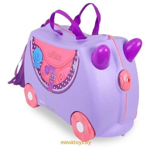 Детский чемодан на колесиках  Пони  Trunki 0185-GB01 - Купить в ... 9f026aae5b5