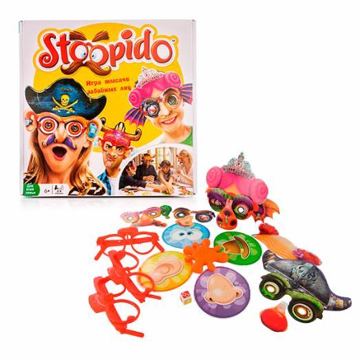 Картинки по запросу Игра настольная Ooba Stoopido