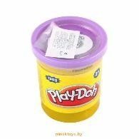 Пластилин Play-Doh '1 банка' Hasbro 22002 | minsktoys.by