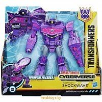 Трансформер 'Shockwave' Кибервселенная Hasbro Transformers E1909/E1886 - Minsktoys.by