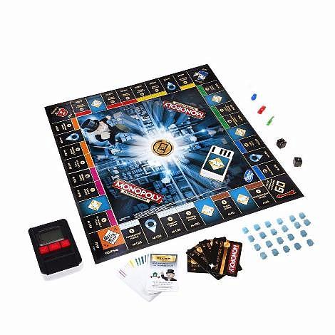 Играть в монополию с банковскими картами онлайн бесплатно книга покера читать онлайн