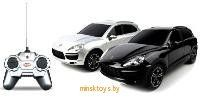 Радиоуправляемая машина - Porsche Cayenne Turbo 1:24 Rastar 46100 icon | minsktoys.by