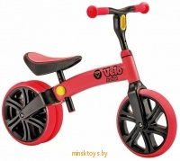 Беговел Velo Junior, красный, 101047 - Minsktoys.by