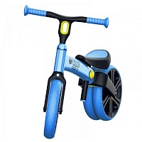 Беговел Velo Junior голубой - Minsktoys.by