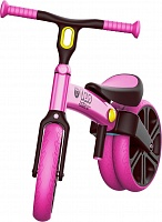 Беговел Velo Junior розовый - Minsktoys.by