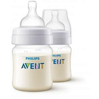 Детская бутылочка (2 шт.) Philips Avent Anti-colic SCF810/27 - Minsktoys.by