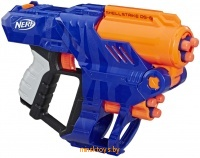 Бластер NERF Элит - Шеллстрайк DS6, Hasbro E6170 - Minsktoys.by