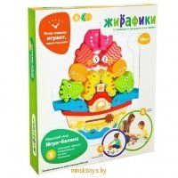 Игра-баланс «Морской мир», Жирафики 939500 - Minsktoys.by