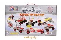 "Конструктор металлический ""Мегауниверсал 30 моделей"", ТехноК 4364 - Minsktoys.by"