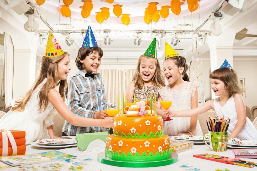 Детский праздник - особенности организации и проведения - minsktoys.by