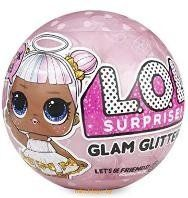 Кукла-сюрприз в шаре - LOL Surprise Glam Glitter Series 555605E7C