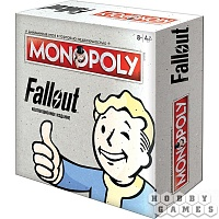 Монополия. Fallout - Minsktoys.by