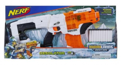Бластер Nerf Doomlands Desolator - Опустошитель Hasbro B7401 | minsktoys.by