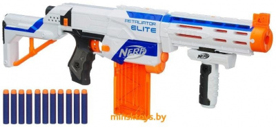 NERF Бластер Элит Риталиэйтор 98696 | minsktoys.by