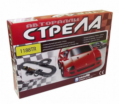 Трек авторалли Racing PRO 4,2 м. 1188 TR | minsktoys.by