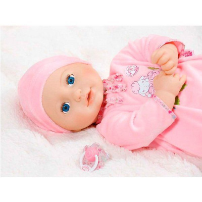 Кукла Baby Annabell с мимикой, Zapf Creation 794821 | minsktoys.by